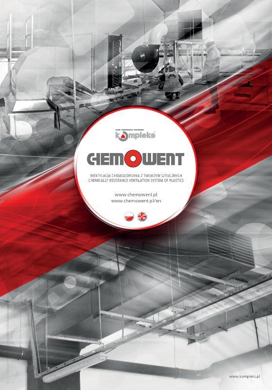 Folder informacyjny Chemowent