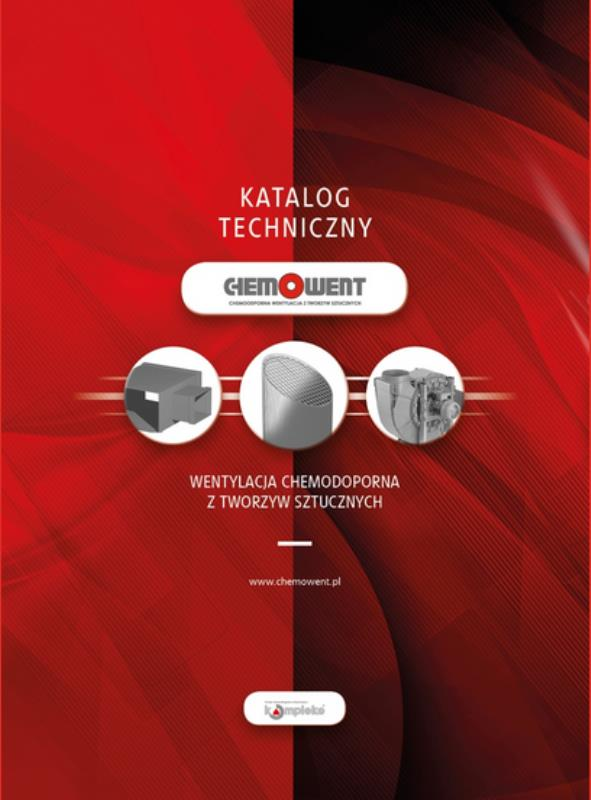 Katalog techniczny Chemowent